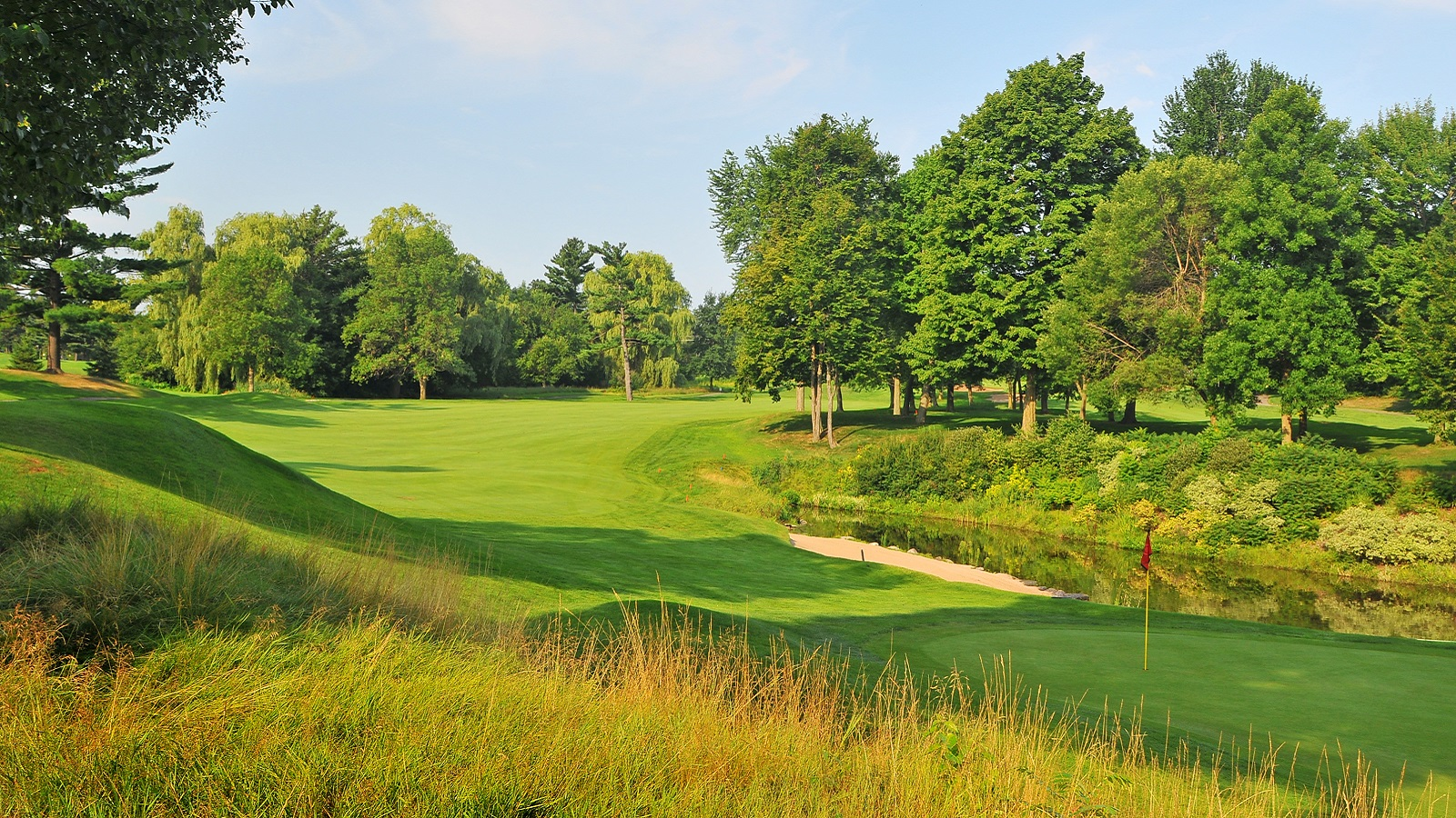 Things to do in Ottawa:  Rivermead Golf Club
